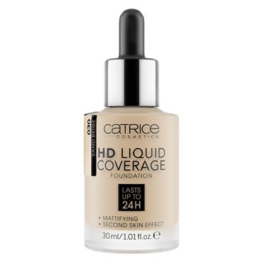 HD LIQUID COVERAGE FOUNDATION 030