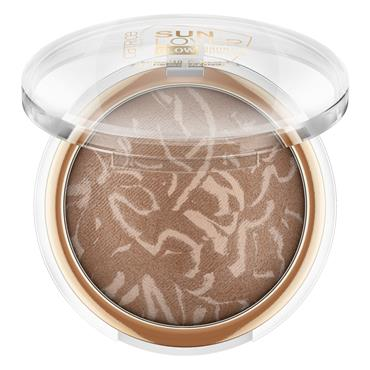 SUN LOVER GLOW BRONZING POWDER 010