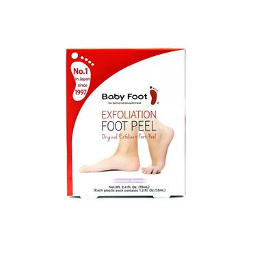 BABY FOOT EXFOLIATION FOOT PEEL