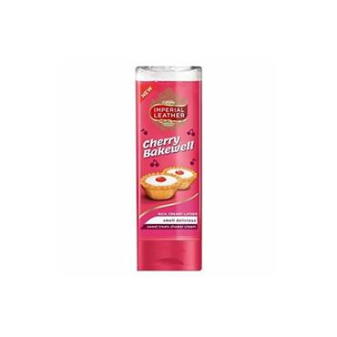 IMPERIAL LEATHER CHERRY BAKEWELL SHOWER CREAM