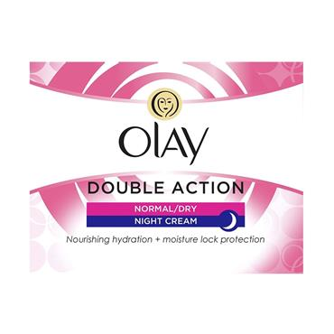 DOUBLE ACTION NIGHT CREAM 50ML