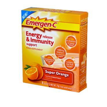 EMERGEN-C 8 PACK ORANGE