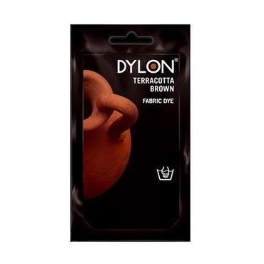 DYLON SACHET TERRACOTA BROWN 35