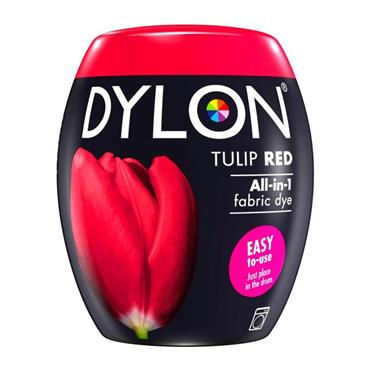 DYLON ALL IN 1 TULIP RED