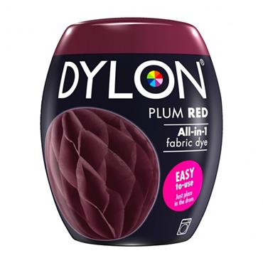DYLON ALL IN 1 PLUM RED