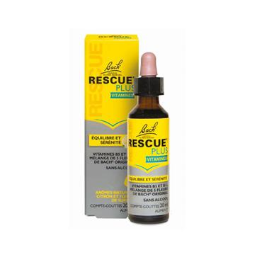 RESCUE PLUS VITAMINS 20ML