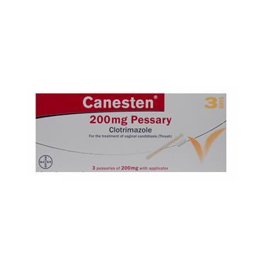 CANESTEN PESSARIES 240MG