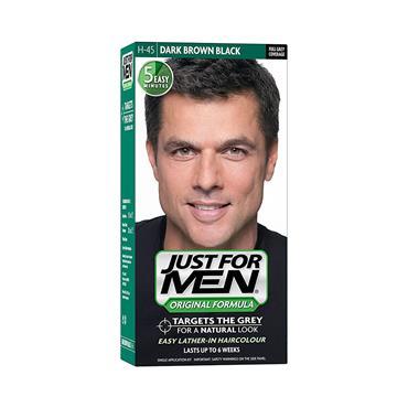 JUST FOR MEN DARK BROWN HAIR COLOUR