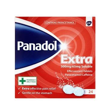 PANADOL EXTRA SOLUBLE X24