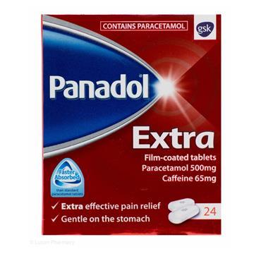 PANADOL EXTRA X24