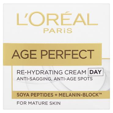 AGE PERFECT REHYDRATING DAY CREAM 50ML