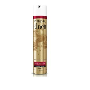 ELNETT UV FILTER COLOURED HAIR 200ML