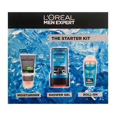 LOREAL MEN EXPERT THE STARTER KIT