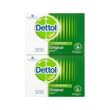 DETTOL SOAP BAR TWIN PACK