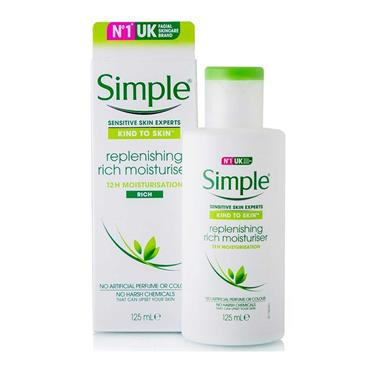 REPLENISHING RICH MOISTURISE 125ML