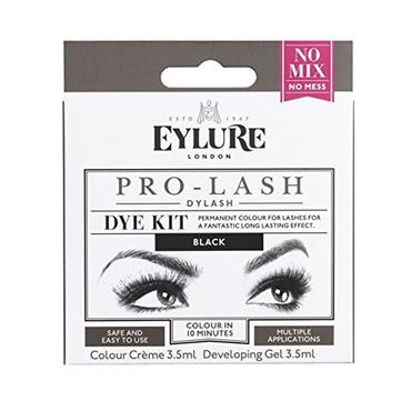 DYELASH KIT BLACK - Lash Tint