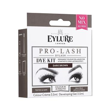 PERMANENT TINT FOR LASHES - DARK BROWN