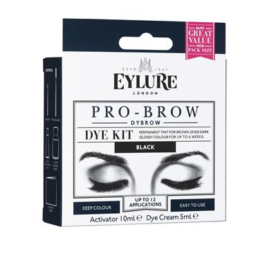 PRO BROW DYE KIT BLACK