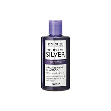 TOUCH OF SILVER WEEKLY SHAMPOO 150ML