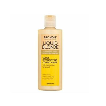 LIQUID BLONDE GLOSS INTENSIFYING CONDITIONER