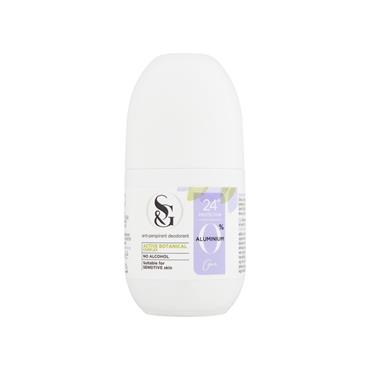 SOFT AND GENTLE 0% ALUMINIUM ANTI PERSPIRANT DEODORANT