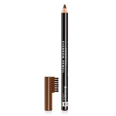 PROFESSIONAL EYEBROW PENCIL DARK BROWN