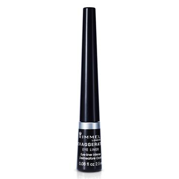 EXAGGERATE EYE LINER BLACK
