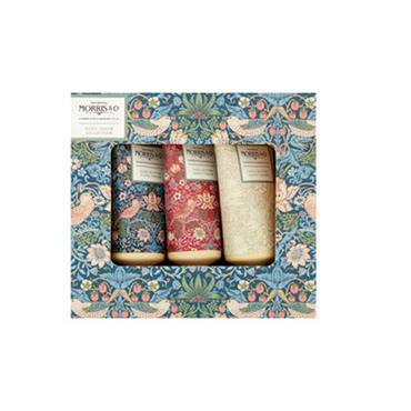 MORRIS&CO STRAWBERRY THIEF HAND CREAM COLLECTION