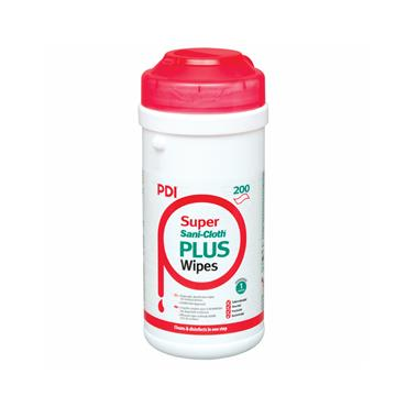 SUPER SANI-CLOTH PLUS WIPES 200S