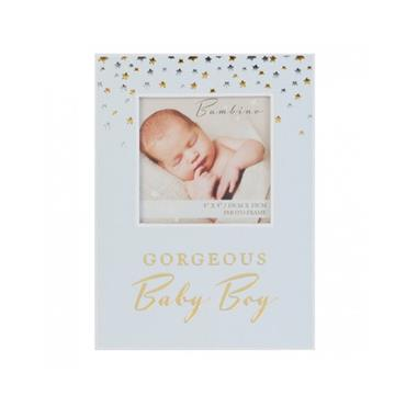 BAMBINO 4X4 BABY BOY PHOTO FRAME