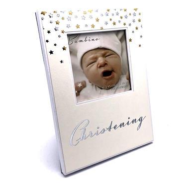 BAMBINO 4X4 CHRISTENING PHOTOFRAME