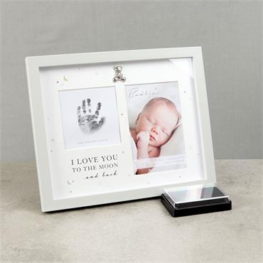 BAMBINO 4X6 HAND PRINT PHOTO FRAME