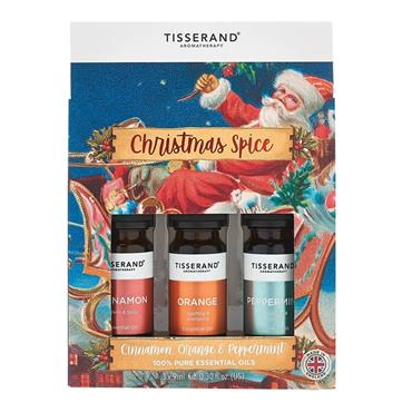 TISSERAND CHRISTMAS SPICE DIFFUSER OILS 3 PACK