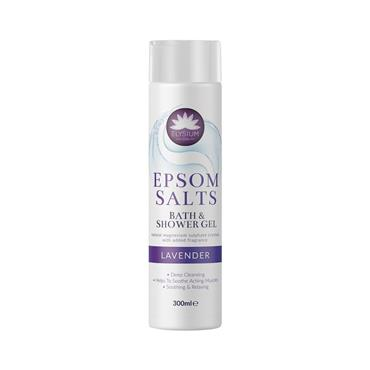 EPSOM SALTS SHOWER GEL LAVENDER
