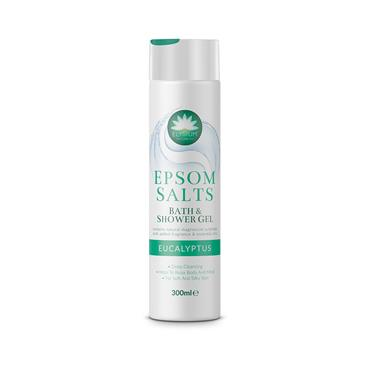 EPSOM SALTS SHOWER GEL EUCALYPTUS