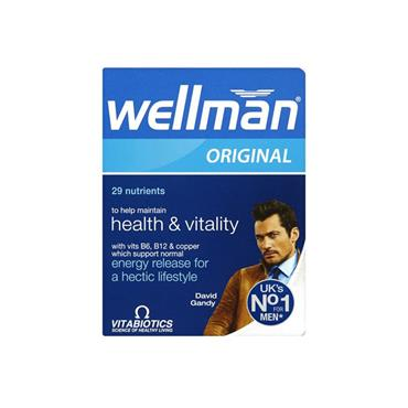 WELLMAN 30'S