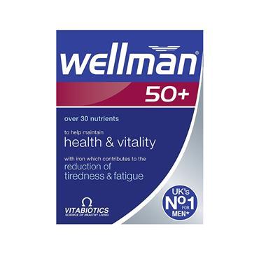WELLMAN 50+ 30'S