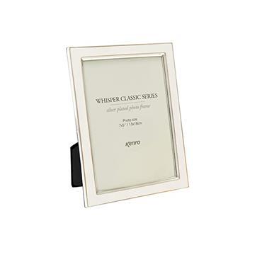 WHISPER CLASSIC WHITE FRAME 6X4