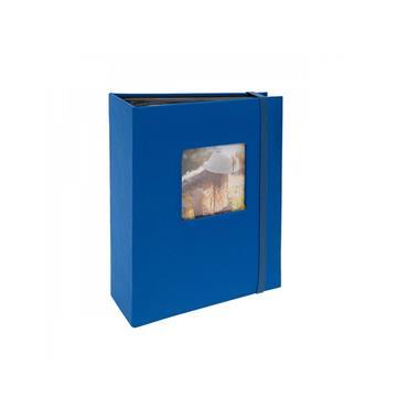 AZTEC 100 6X4 MINIMAX ALBUM BLUE