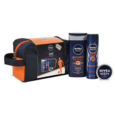 NIVEA MEN SPORTS WASH BAG