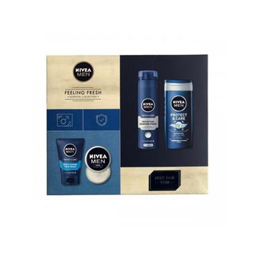 MEN FEELING FRESH ESSENTIAL COLLECTION