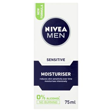 MEN SENSITIVE MOISTURISER
