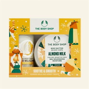 SOOTHE + SMOOTH ALMOND + HONEY TREATS