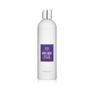 WHITE MUSK BODY LOTION 400ML