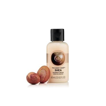 THE BODY SHOP SHEA SHOWER GEL 60ML