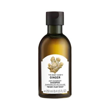 THE BODY SHOP GINGER SHAMPOO 250ML