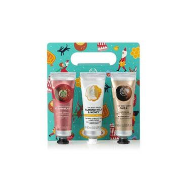 Handful of Happiness Hand Cream Trio
