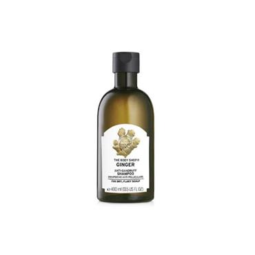 THE BODY SHOP GINGER SHAMPOO 400ML..