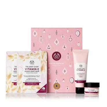 BODYSHOP VITAMIN E SET 2019
