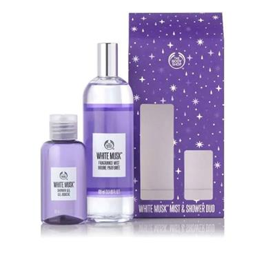 WHITE MUSK Mist & Shower Duo Set